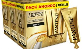 Ampollas Rescate 1 Minuto de Pantene (9 ampollas) por 12,00€