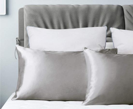 En este momento estás viendo 2 fundas para almohadas de poliéster satinado Bedsure, varios colores por 6,49€.