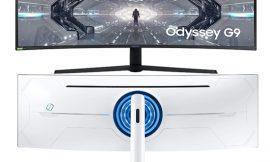 Samsung curvo Odyssey G9, 49″ QHD Ultra Wide 5120x1440p por 1299,99€ antes 1499,99€.