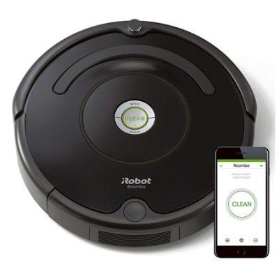 iRobot Roomba 671, wifi, tecnología Dirt Detect, navegación iAdapt 1.0 por 199 euros (sin stock pero deja reservar).