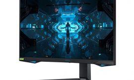 "Monitor curvo para gaming Samsung Odyssey G7, 27"" por 549,99€ antes 628,98€."