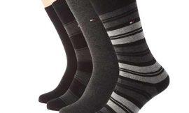 Lote 4 pares de calcetines Tommy Hilfiger por sólo 18,90€.