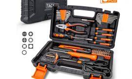 Caja de herramientas Tacklife con 56 piezas por 16,49€ antes 29,99€.