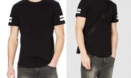 Camiseta Jack & Jones Jcoboro tee SS Crew Neck por 8,49€.