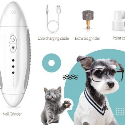 Lima eléctrica para mascotas por 11,99€ antes 23,99€.