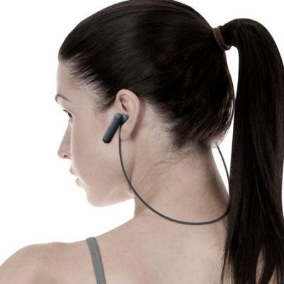 Auriculares deportivos bluetooth, NFC Sony WI-SP500B negros por 39€ antes 54,90€.