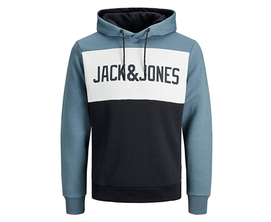 En este momento estás viendo Sudadera Jack & Jones Logo Blocking por 22,99€.