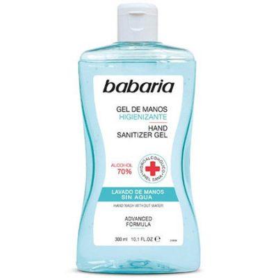 Gel de manos desinfectante hidro-alcohólico Bavaria 300 ml. por sólo 2,50 euros.