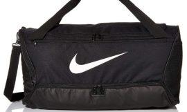 Bolsa de deporte Nike BRSLA Duff 9.0 con capacidad de 60 litros por sólo 17,45€ antes 35,00€.