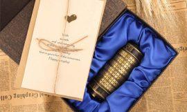 Cryptex de Leonardo Da Vinci por 26,99€ antes 41,99€.