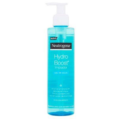 Neutrogena Hydro-Boost cuidado facial, gel limpiador al agua por sólo 4,90€.