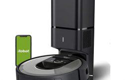 iRobot Roomba i7+ con vaciado automático por sólo 480,00€. Antes 999,00€.
