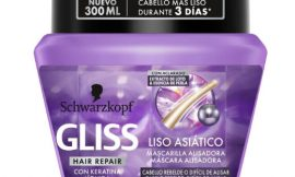 Mascarilla capilar Gliss Liso Asiático (300ml) por sólo 3,50€