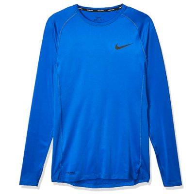Camiseta técnica Nike Top Ls Tight para hombre desde sólo 12,81€.