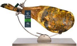 Paleta de cebo de campo ibérica 4,8 kg Redondo Iglesias por sólo 49€ (antes 64,90€) y recibe 25 euros de descuento en charcutería.