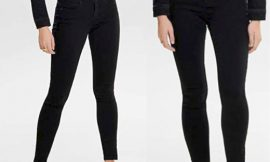 Pantalones pitillo Only Onlkendell Eternal Ankle black para mujer por sólo 18,99€ antes 29,99€