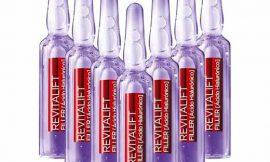 Tratamiento ampollas L'Oréal Paris Revitalift Filler para 7 días por sólo 10,38€.
