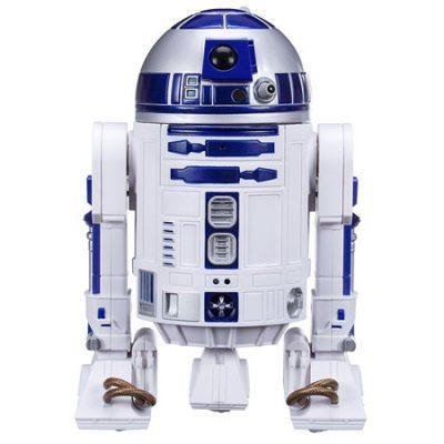 Robot inteligente interactivo R2D2 Star Wars de Hasbro por 39,74€.
