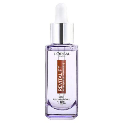 Sérum antiarrugas L'Oréal Paris Revitalift Filler con ácido hialurónico puro por sólo 12,10€.